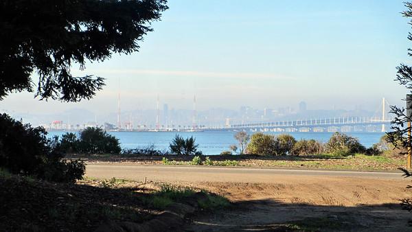 Day in Emeryville, CA - Walk to Emery Cove