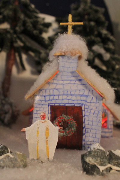 Bob Hager's Christmas Village