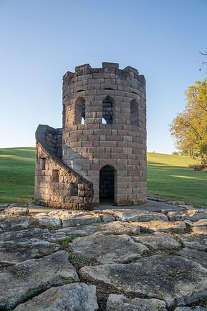 Mini Clark Tower