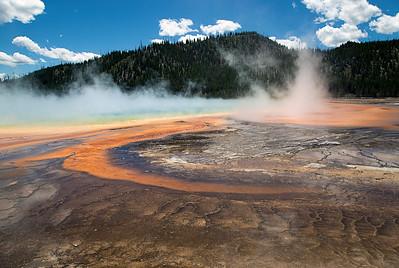 YellowStone National Park, July 10-15,2016