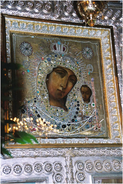 Miraculous Icon of Our Lady of Kazan, St. Petersburg