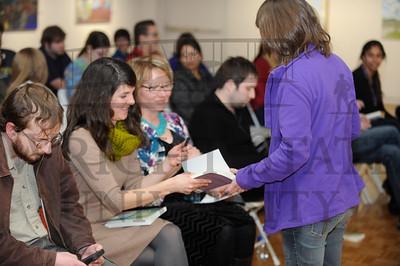 15063 Visiting Writer Anne Valentine 1-21-15