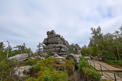 Národní park Stolové hory – Polsko | Stołowe Mountains National Park – Poland