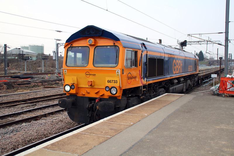 66733 1608/6L57 Tallington-Whitemoor.