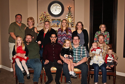 12.24.2016 Christmas Eve Family