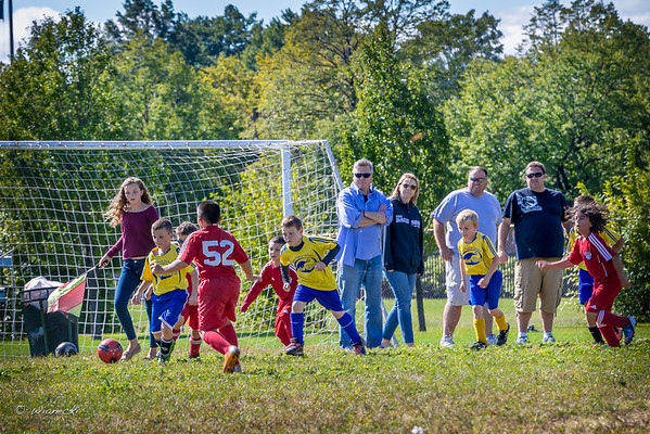 2013-09-22 - SFDS Soccer game