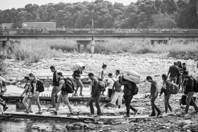 Venezuelan Exodus