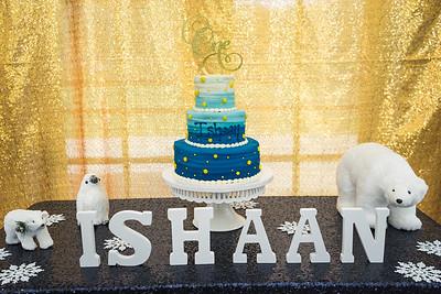 2017 Ishaan 1st Birthday