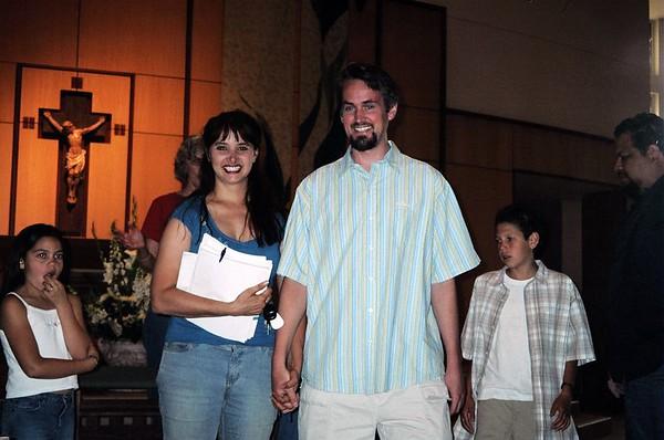 2005/05/27 - Wedding Rehearsal Dinner