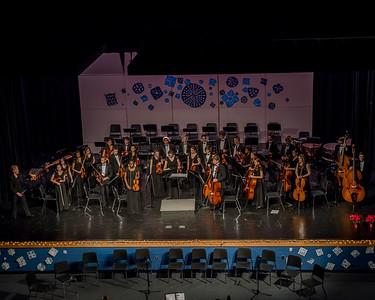 CFHS Orchestra Dec 2015
