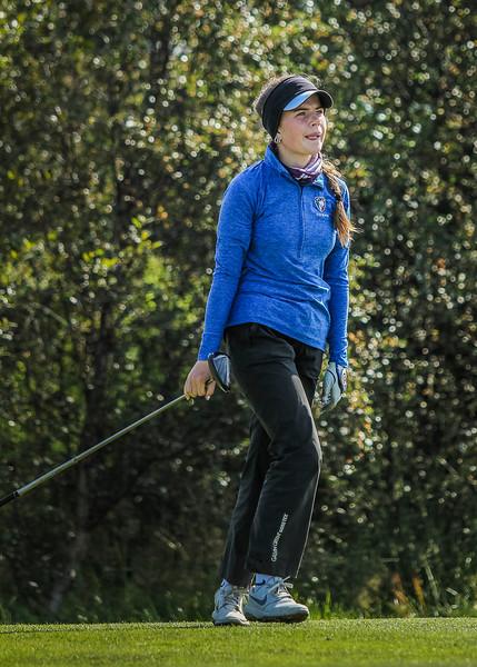 GKG, Eva María Gestsdóttir Íslandsmót í golfi 2019 - Grafarholt 2. keppnisdagur Mynd: seth@golf.is