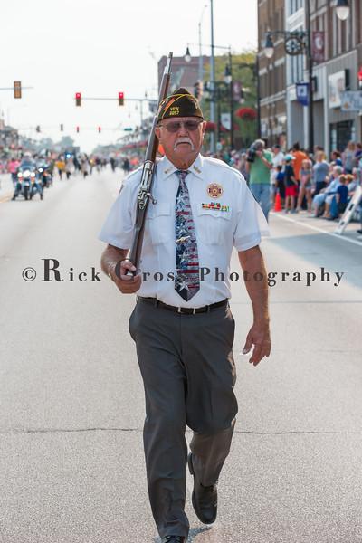Labor Day Parade Galesburg 2017