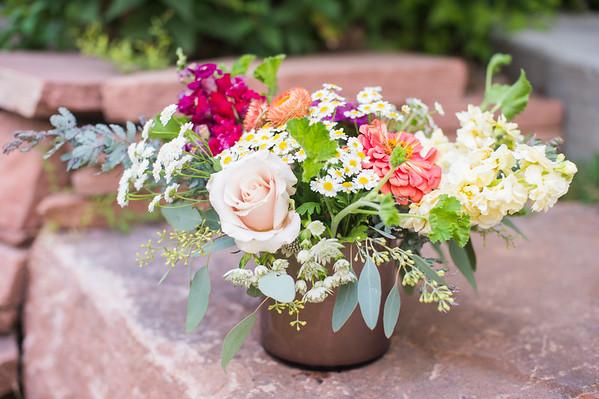 Farmette Floral Class - July 2016