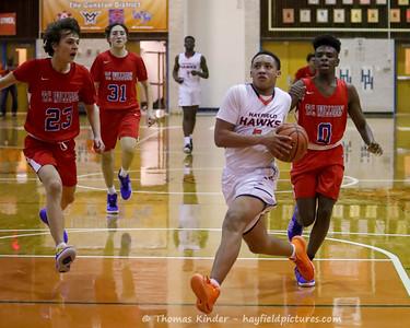 Boys JV Basketball v TC Williams 1/10/20