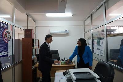 Day 2 HJF Office Visit