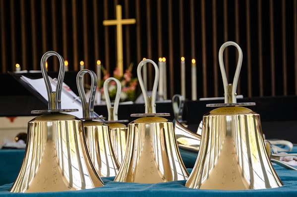 2014-05-18 Salem Service with Tabor Bell Choir