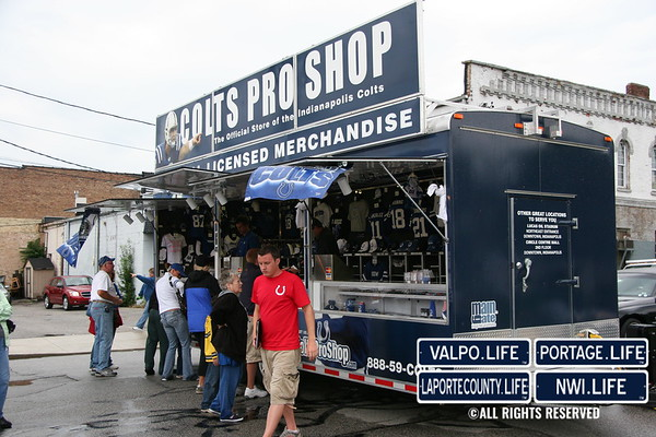Colts Fan Fest 2009