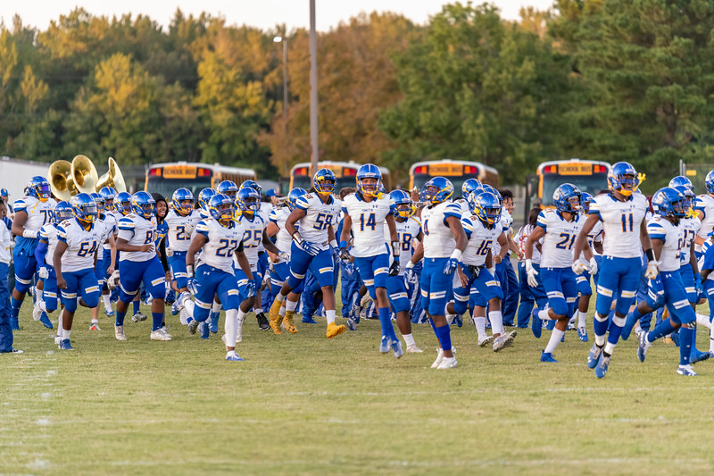 2019-09-20 Oscar Smith vs Hickory Varsity Football