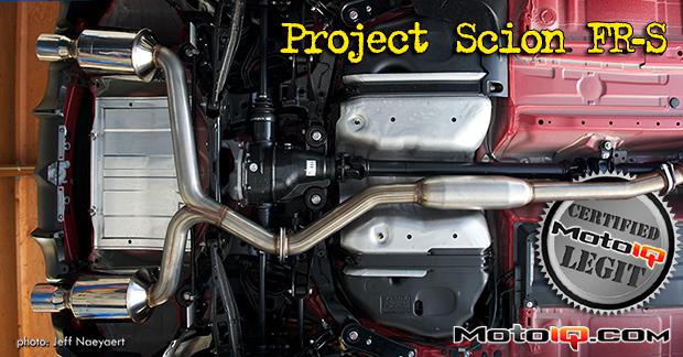 project frs, motoiq