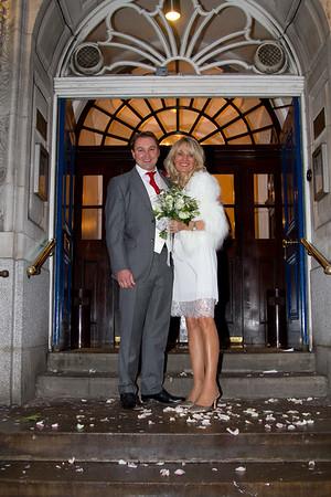 Penny and Chris Wedding 201212