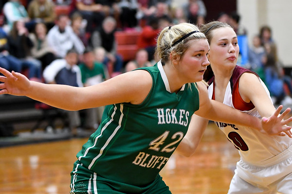 Hokes Bluff v. Southside, January 7, 2017