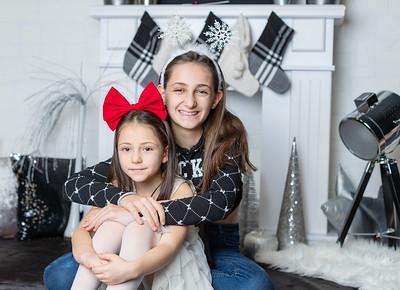 Ема и Диана Коледа 2019