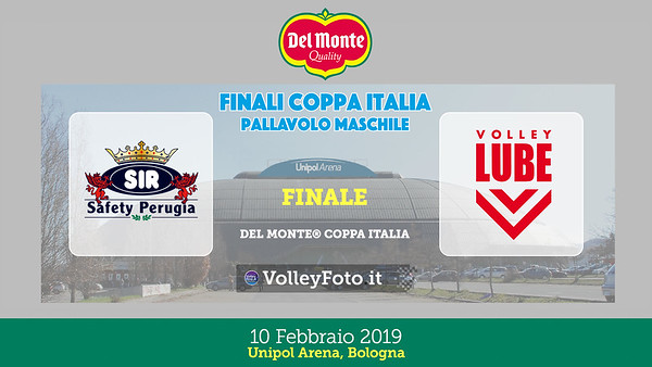 FINALE: Perugia-Civitanova