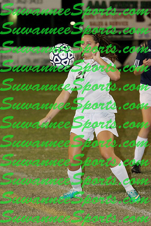 Suwannee High School Soccer - Girls 2013_14