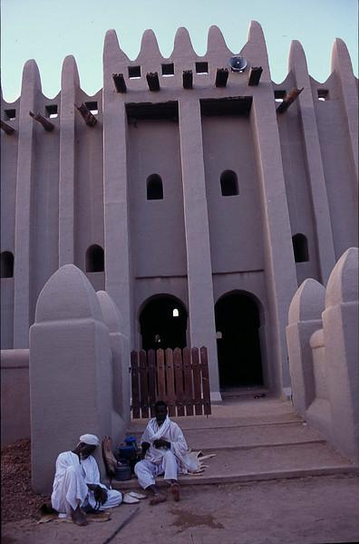 Mopti Mosque