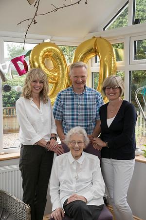 Jose's 90th birthday
