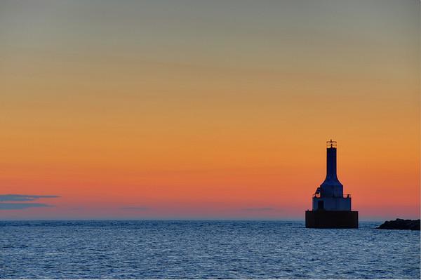 Lake Superior Sunsets