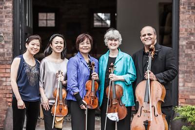 Amici Quartet - Beethoven's Famous Last Works  4-13-14