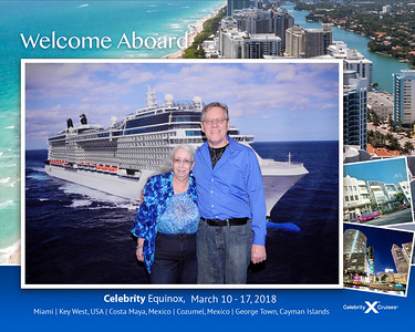 2018 March Honeymoon Cruise