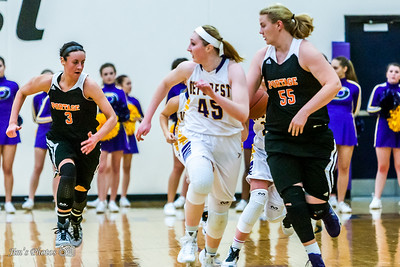 HS Sports - DeForest Girls Basketball [d] Jan 26, 2016