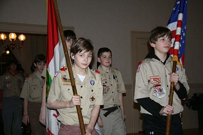 09-02-03 Scout Court of Honor