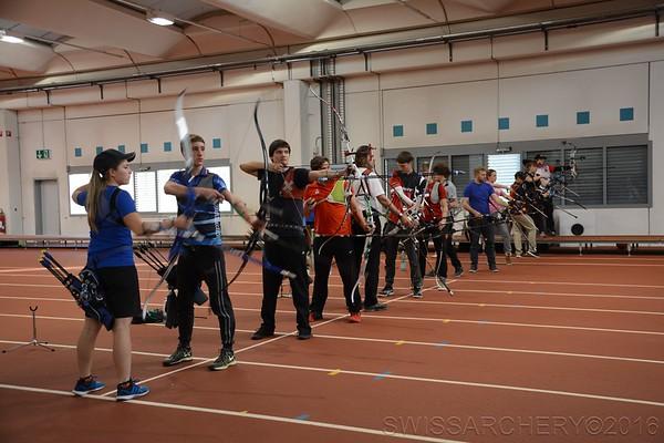 Swiss Team Training
