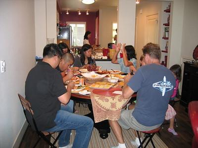 2006Aug19 - Family Housewarming