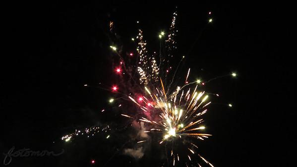 Fireworks 070512 Durham Bulls