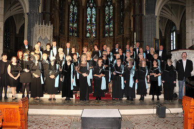 SOUTH DOWN CHORAL SOCIETY CONCERT IN NEWRY CATHEDRAL