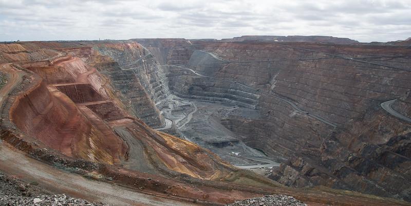 Kalgoorlie super pit - Gold mine