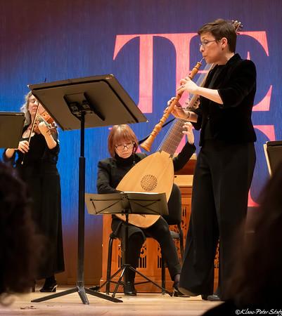 Haendel and Hayden Society of Boston Concert at MetMuseum December 2019