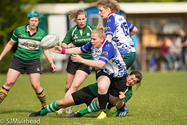 Delft-Gent Dames vs Alkmaar-Hoor Dames