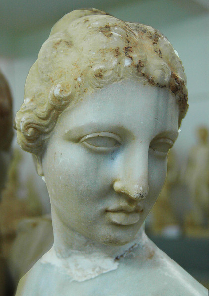 Cyrene: one of the three Graces, Museum of Ancient Sculpture