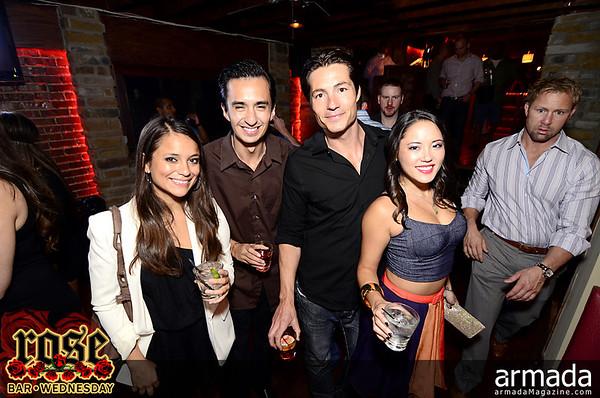 Rose Bar Wednesdays - 06.06.2012
