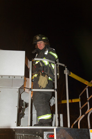Chimney Fire - Cushman Drive - February 12th, 2012