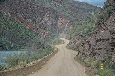 Apache Trail - Hwy 88
