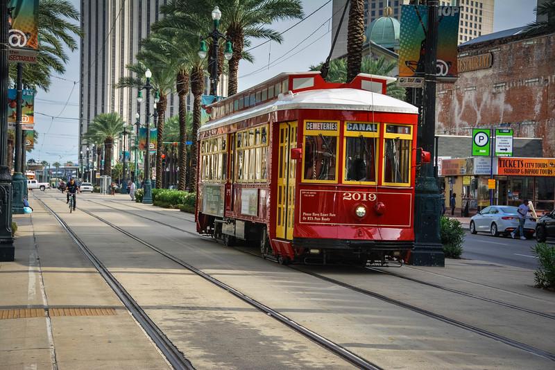 new orleans tram