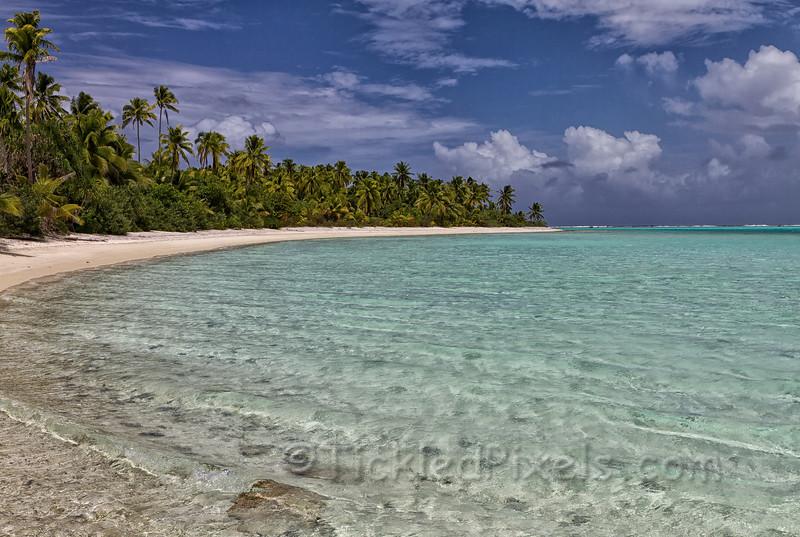 Tapuaetai (One Foot Island)