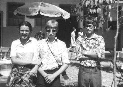 Maria João, Pedro e Luís