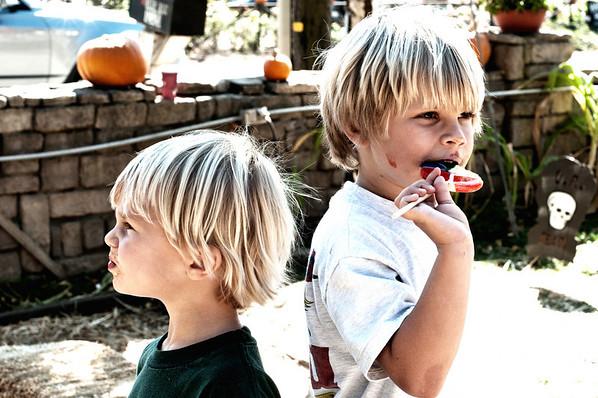 Grant & Saxon Lemos Farm 2010